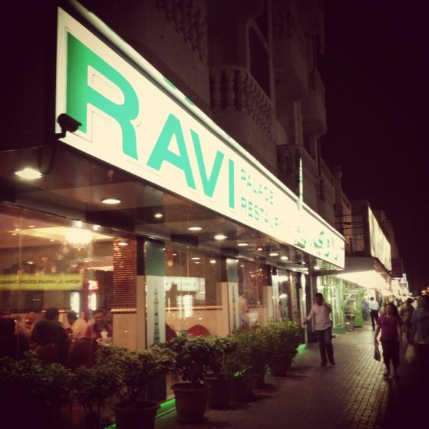 Ravi's Restaurant