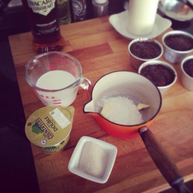 brandy cream sauce