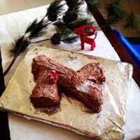 The Twelfth Bake Of Christmas: Bûche de Noël