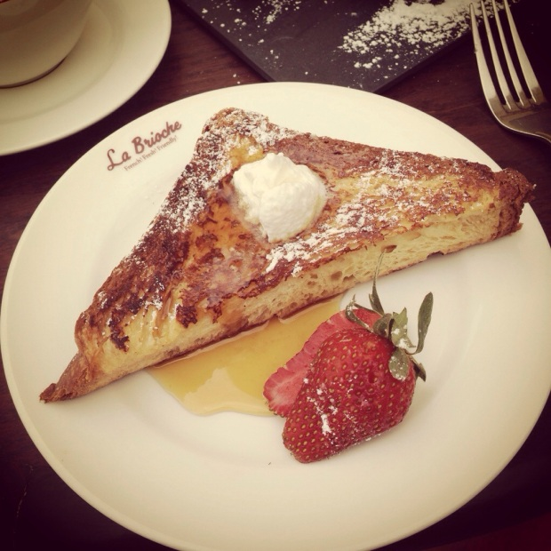 La Brioche Dubai French Toast