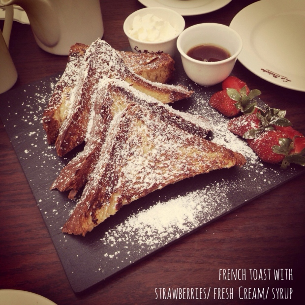 French Toast La Brioche
