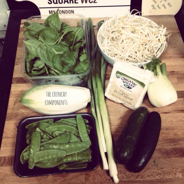 Alternative Green Salad