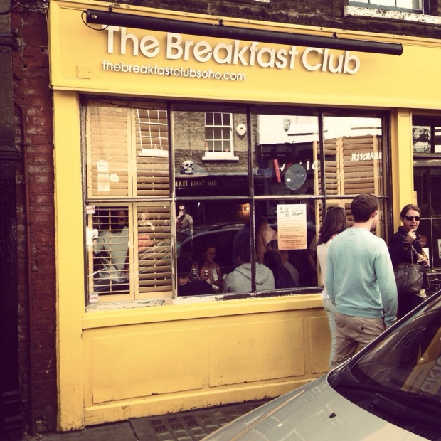 The Breakfast Club, Soho
