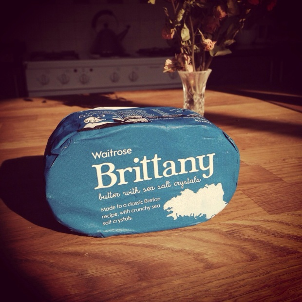 Brittany Salted Butter
