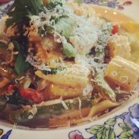 Easy Dinners: Mum's Mid-Week Veggie Ravioli